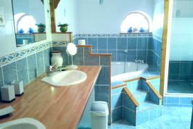 Salle de bain En bas