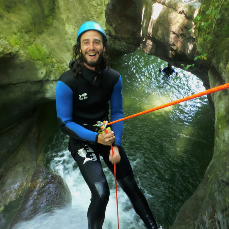 espritdaventure-canyoning-aixlesbainsrivieradesalpes