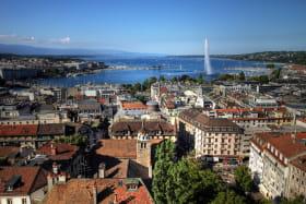 La Via Rhona à Vélo : Genève - Lyon