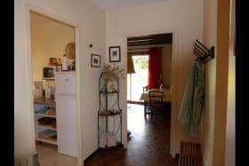 Gîte indépendant en Ardèche méridionale - Entrée