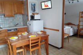 à Aussois, location d'appartement 2 pièces 4 personnes l'Enclos