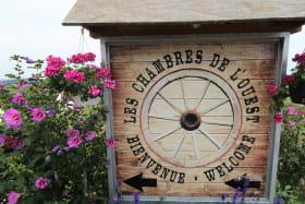 Chambres d'hôtes Les Chambres de l'Ouest à Longessaigne (Rhône - Monts du Lyonnais) : Bienvenue !