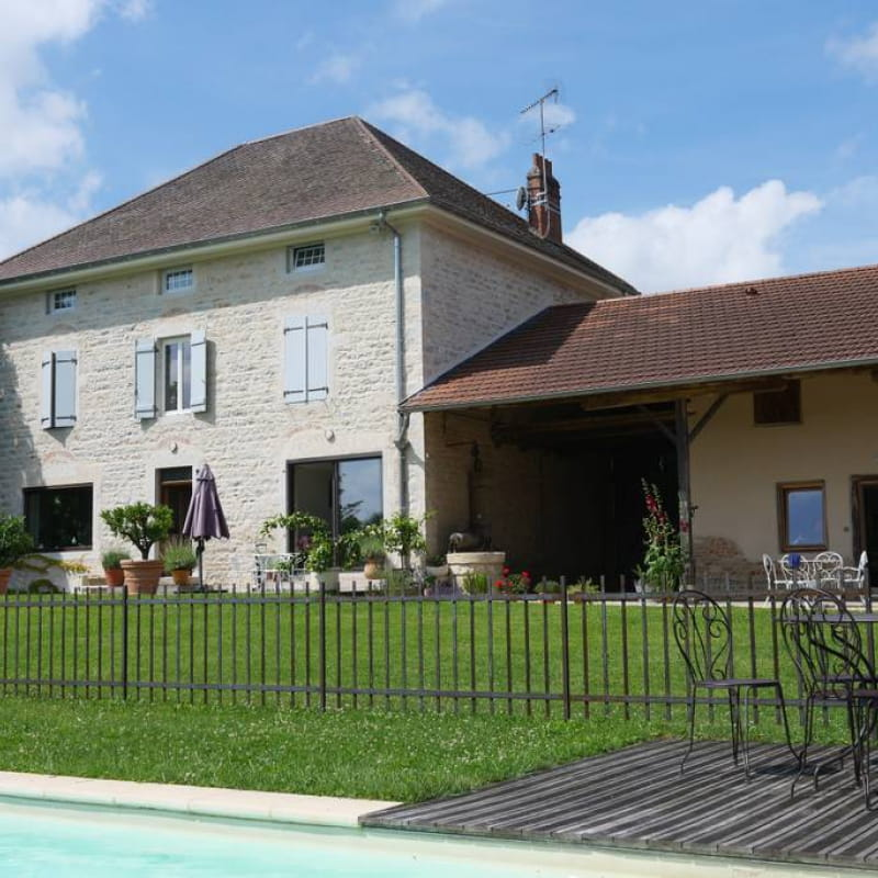 Annexe Maison Bourgeoise - meublé