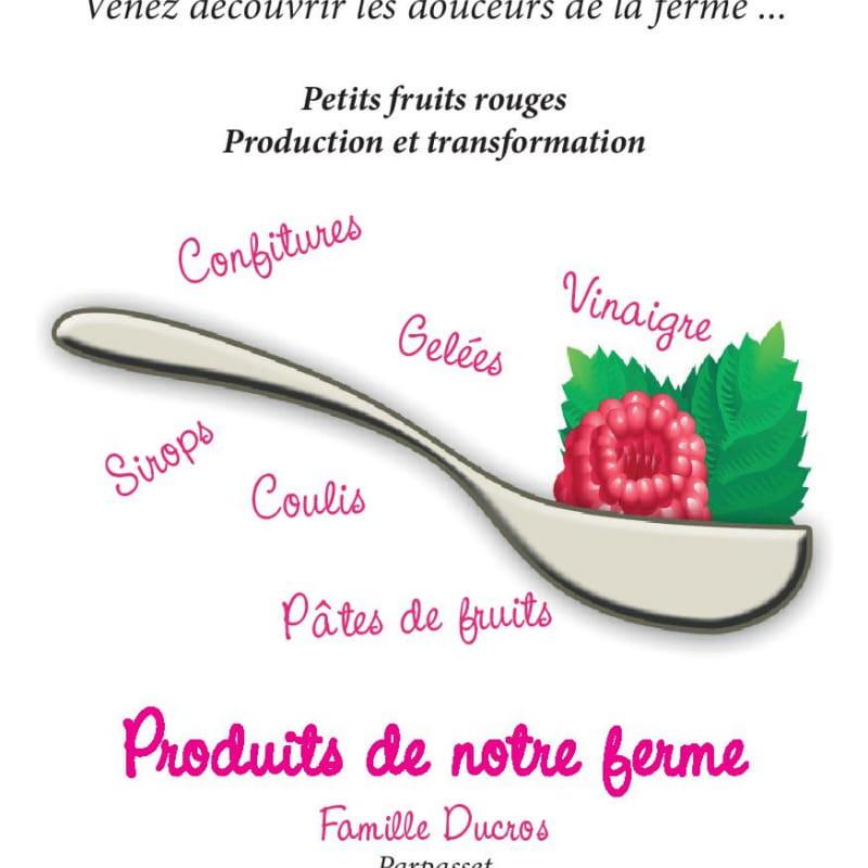La saveur des fruits rouges