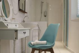 Hôtel Bayard-Bellecour - Salle de bain