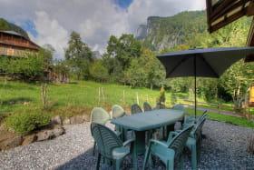 Chalet Alpina, le Criou