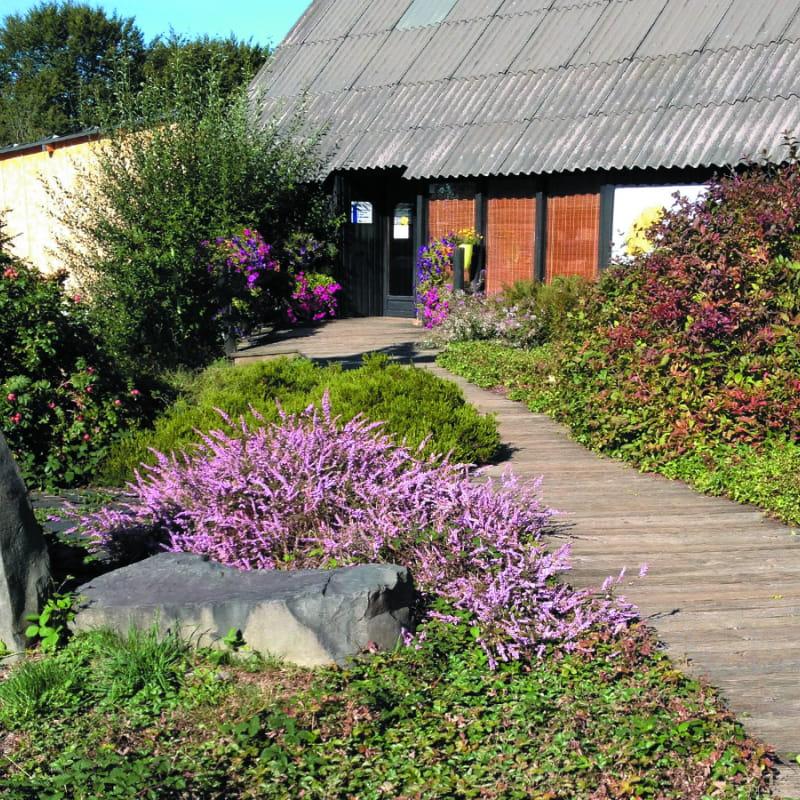 Jardins de la Maison du Miel et des Plantes