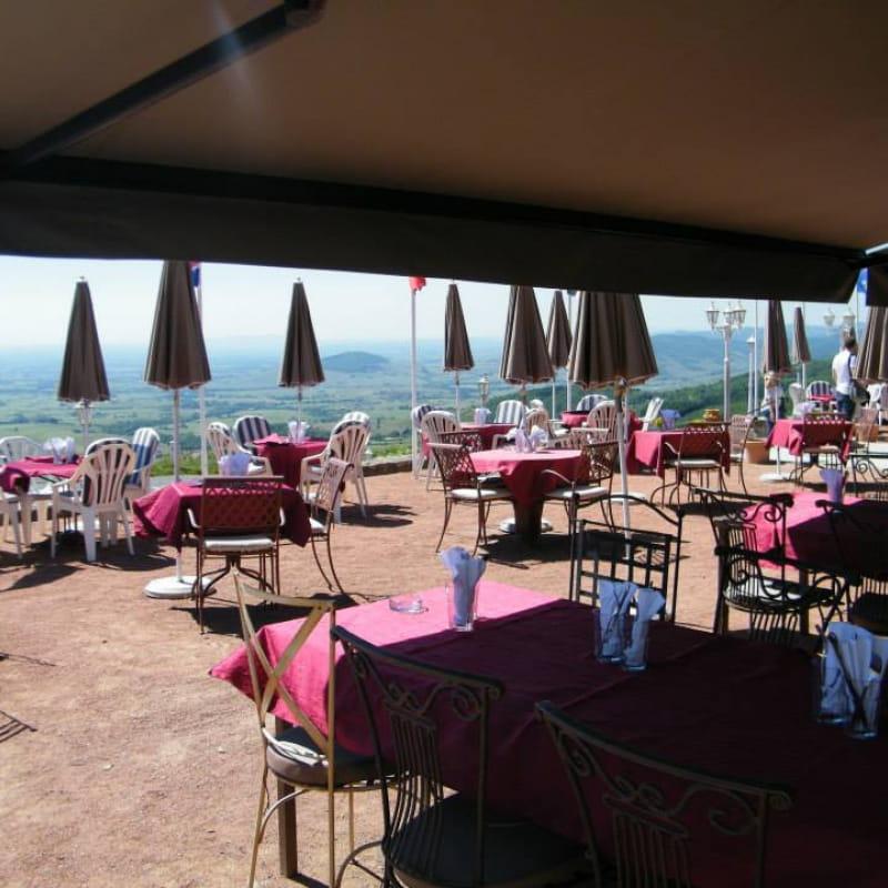 Restaurant la Terrasse du Beaujolais