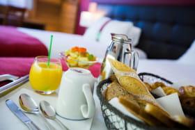 Petit-déjeuner - Holiday Inn - Centre