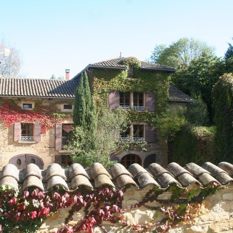 Gîte 'le Moulinois' à GLEIZE (Rhône - Beaujolais)