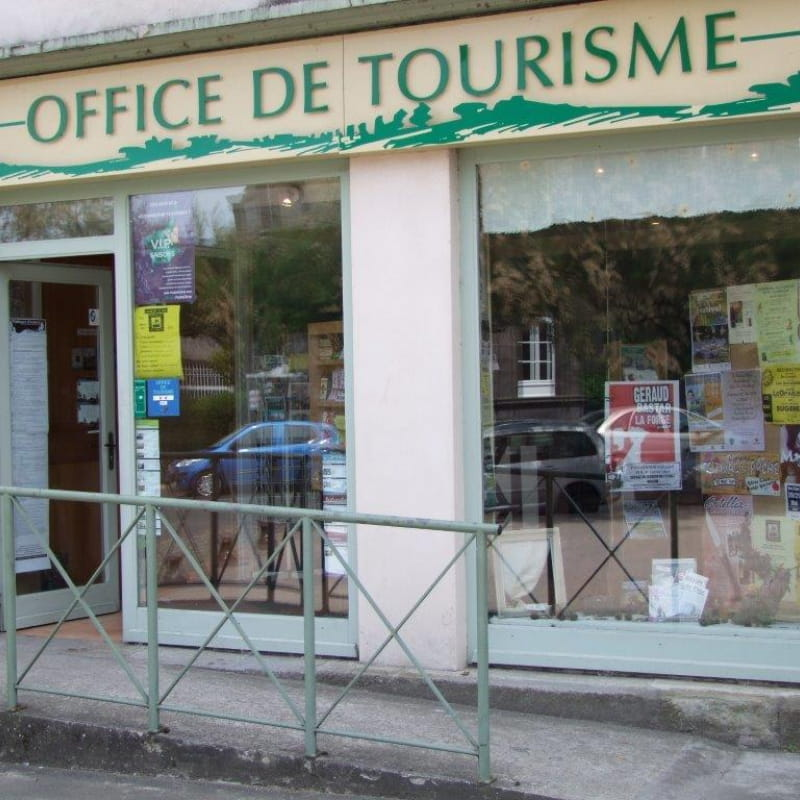 Maison du tourisme du Livradois-Forez - Bureau d'information de Billom