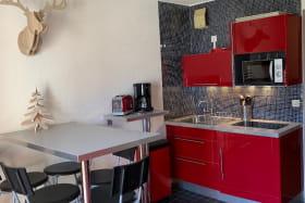 PLUTON B58 Appartement pour 4 personnes