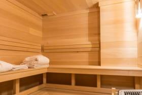 Chambres d'hôte à Méribel Les Chalets du Morel 73G15603 - sauna libre d'accès