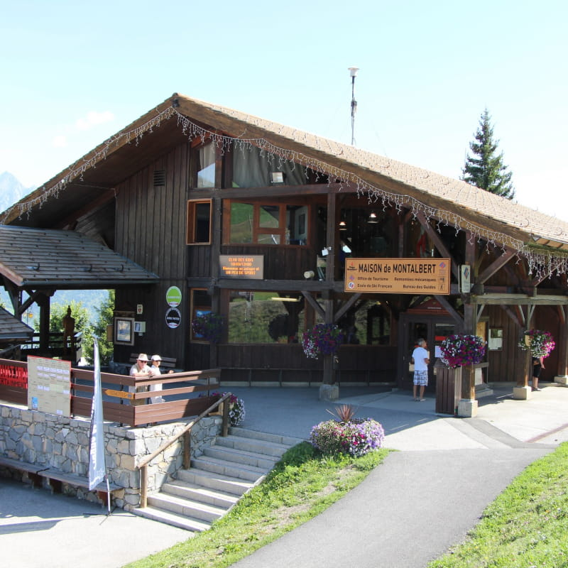 Office de Tourisme de Plagne Montalbert