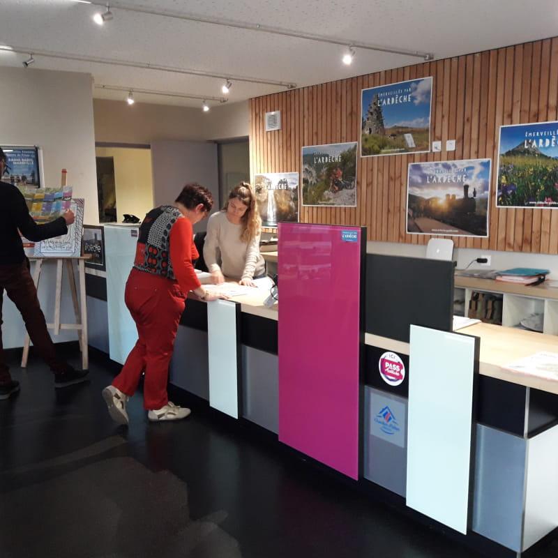 Office de Tourisme Ardèche Hautes Vallées - Antenne Le Cheylard