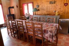 Chalet Sainte Barbara - 112 m² - n°1001
