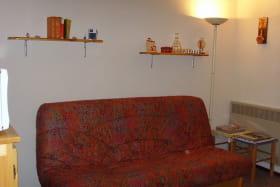 Studio dans résidence - 17m² - Graf-Louc Virginie