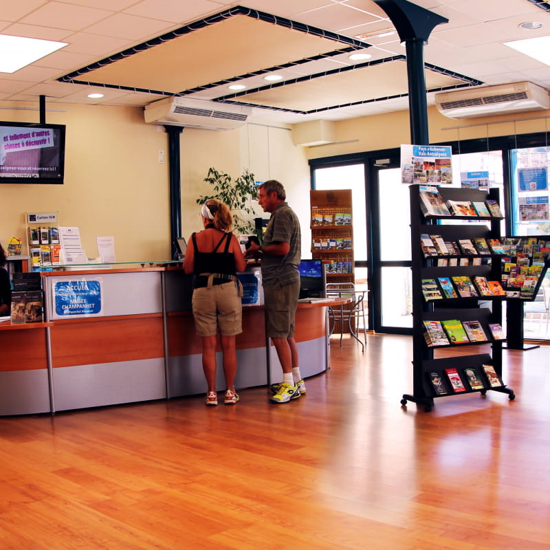 Office de Tourisme du Pays d'Aubenas-Vals-Antraigues