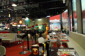 Espace brasserie