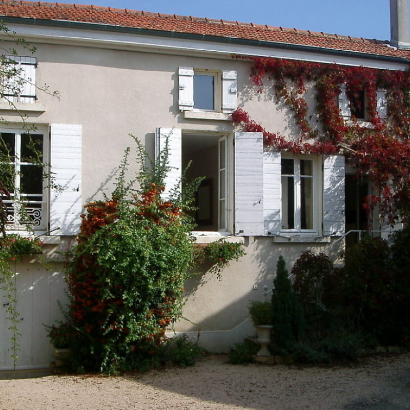 'Gîte des Bruyères' à Denicé (Rhône - Beaujolais Vignobles).