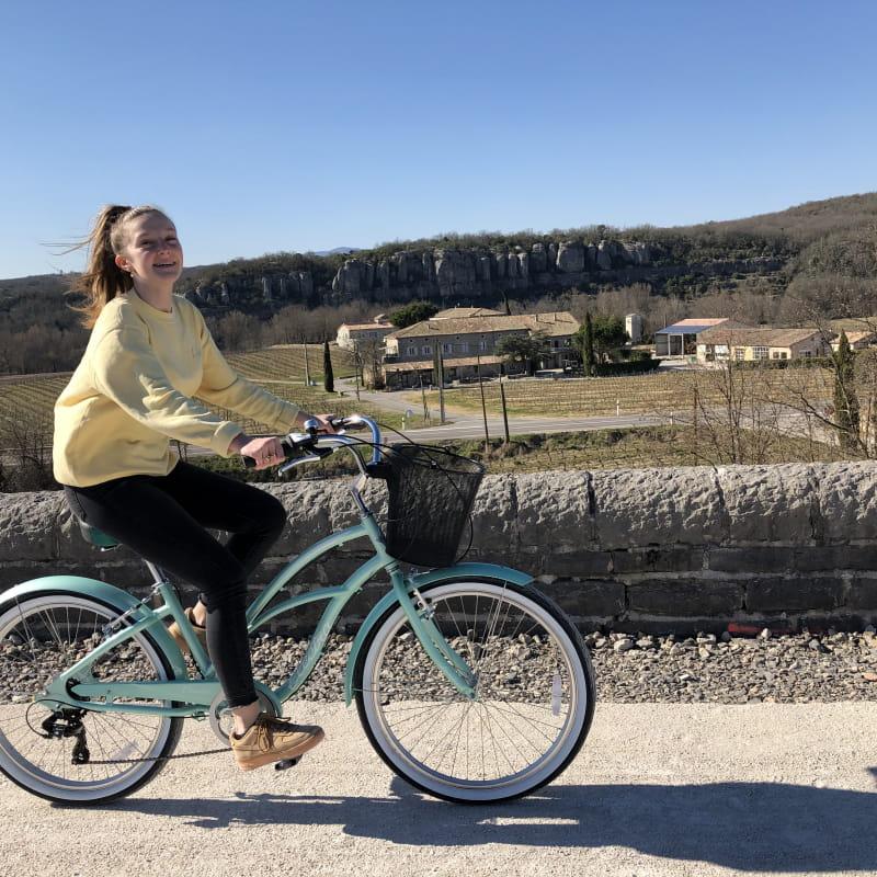 Balazuc Loisirs : Location de vélos classiques et électriques