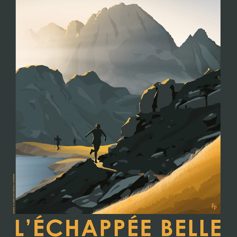 Echappée Belle Ultra Trail 9ème édition