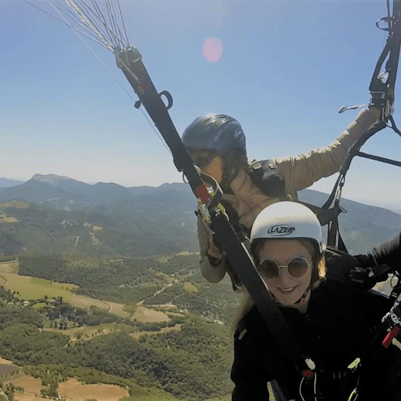 Val'Monts Parapente sur le Pays de Dieulefit-Bourdeaux