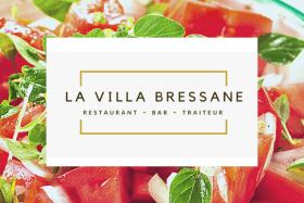 Restaurant la Villa bressane