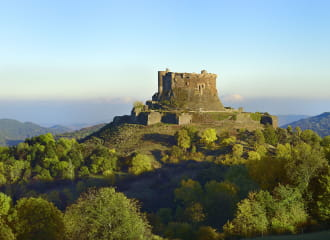 Découverte du Château de Murol