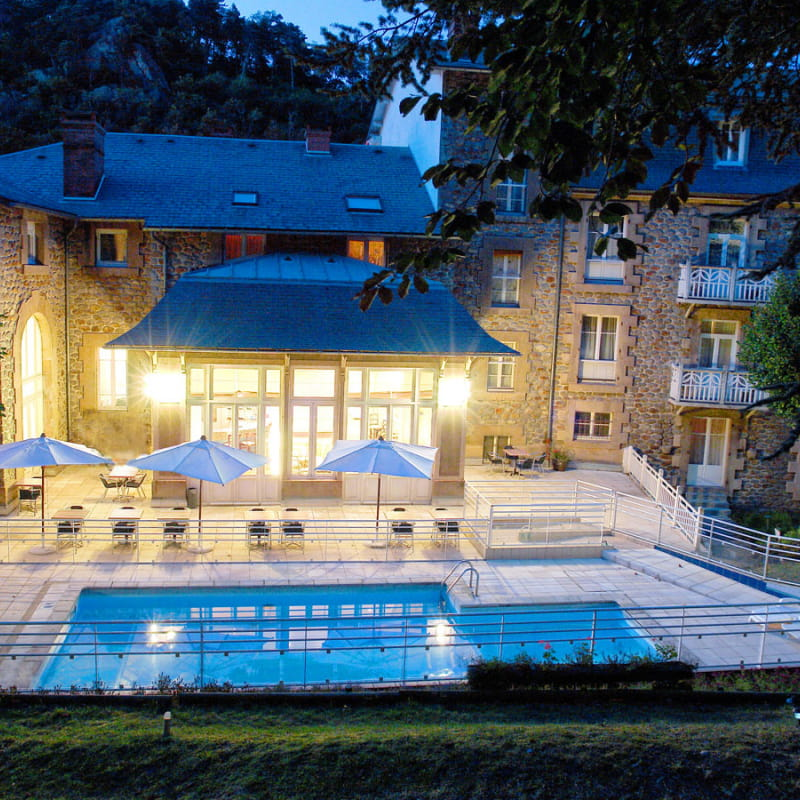 Hôtel Mercure Saint-Nectaire Spa et Bien-Etre