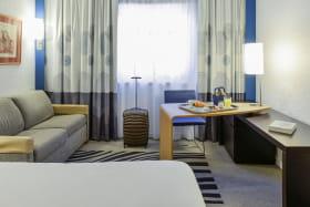 Chambre standard avec canapé-lit