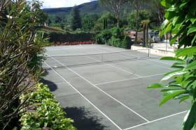 Villa patio - Tennis