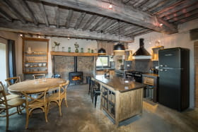 Cuisine et espace à manger