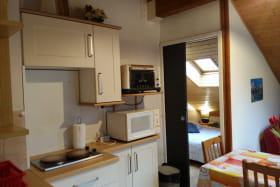 Appartement dans résidence - 21m² - 1 chambre - Ecoutin Stéphane