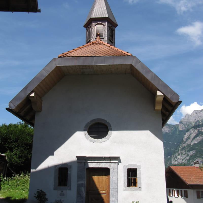 Chapelle du Crêt