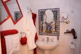 Salle de bain - Chambre Le Racer