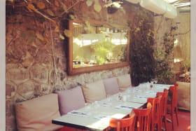 Restaurant entre histoire et nature