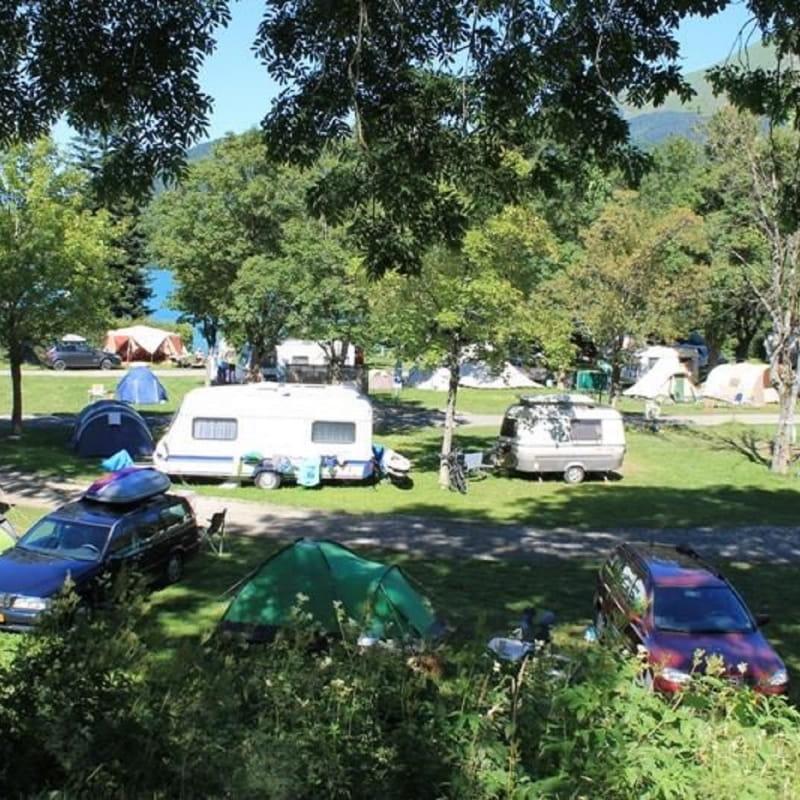 Camping Au Pré du Lac