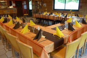 Restaurant du camping la Bissera