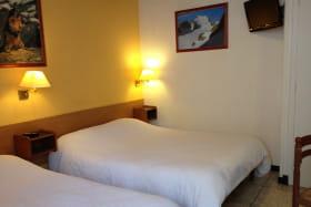Vizille Hôtel Sandra chambre