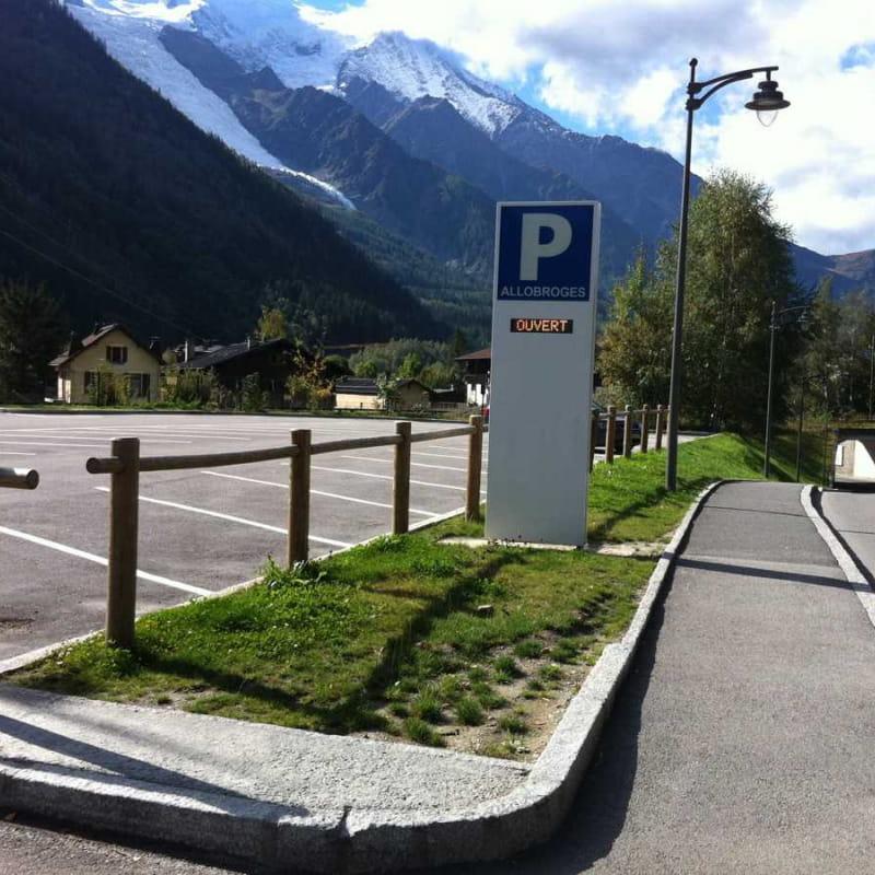 Parking des Allobroges