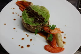 Plat - Restaurant - L'instantané