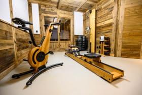 Salle de Fitness,