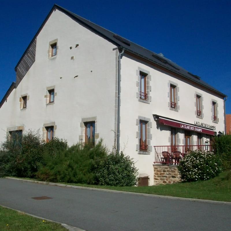La Crouzille, un restaurant traditionnel auvergnat