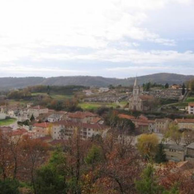 Village de Peyrins