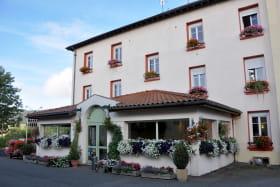 Hôtel Restaurant Le Béfranc - St Bonnet le Château 42380