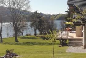 Maison Côté lac