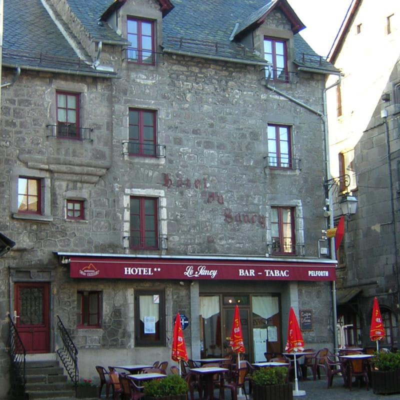 Hôtel Le Sancy