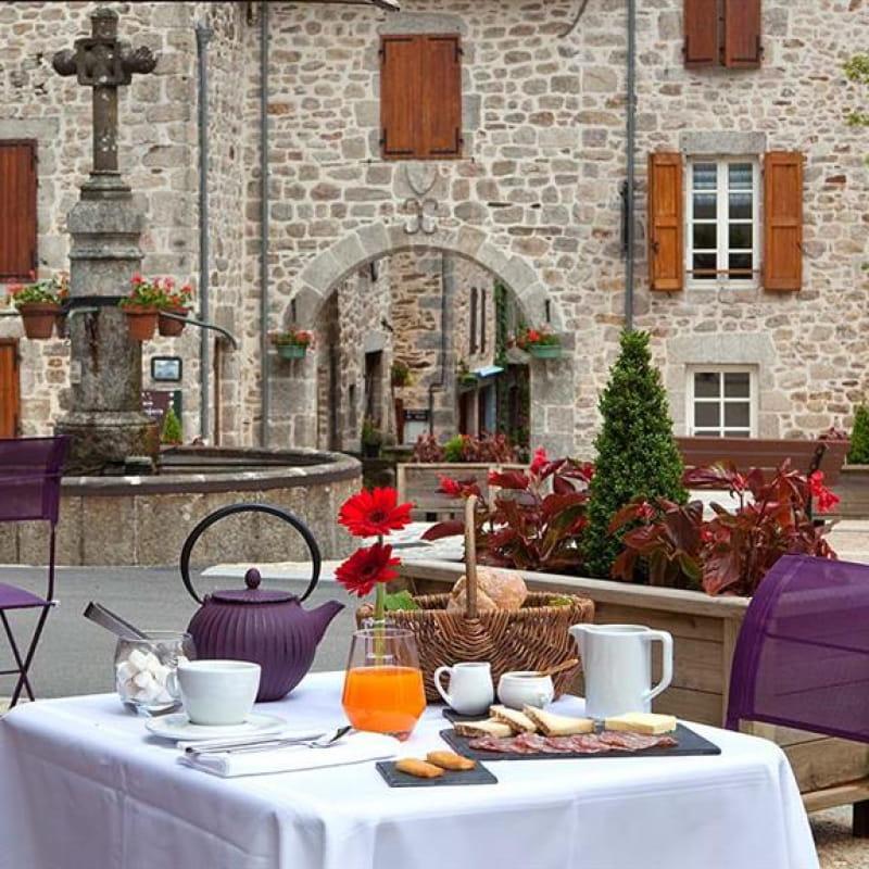 Auberge de la Tour - Restaurant 1 Etoile Michelin
