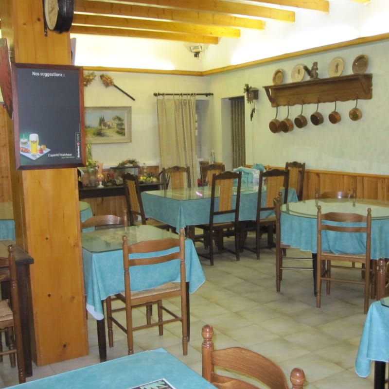 Restaurant Le Champ Long